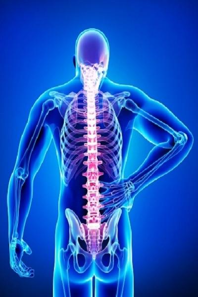 Back Bone Fracture
